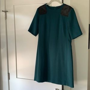 Marc by Marc Jacobs Green Shift Dress